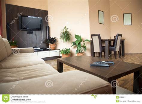 living rom living rom stock image image of plant hotel hostel
