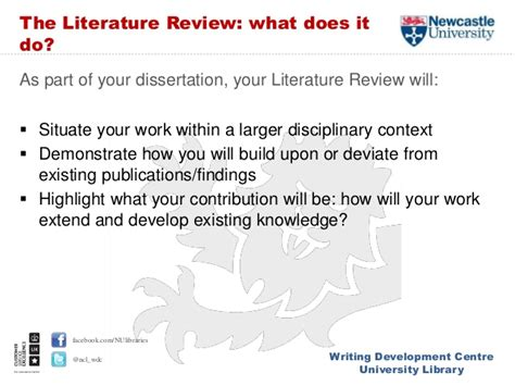 Library Literature Review by Leeds Library Literature Review