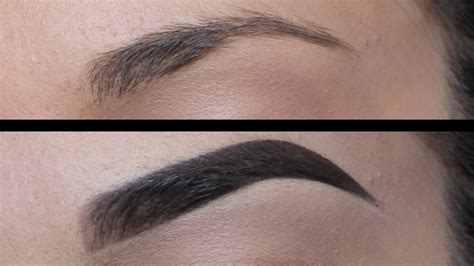 how to your step by step how to fill in your eyebrows a step by step tutorial e fashionforyou