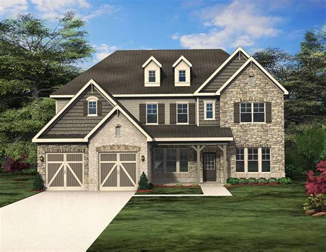 Paran Homes by Paran Homes Makes Its Dekalb County Debut With The Woods