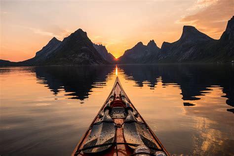 imagenes impresionantes paisajes fotos impresionantes paisajes de noruega vistos desde un
