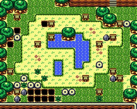 legend of zelda map maze signpost maze zeldapedia the legend of zelda wiki