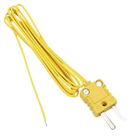 bead type thermocouple ideal electrical 61 461 beaded k type thermocouple at the