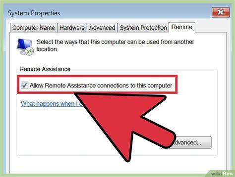 habilitar escritorio remoto windows 7 c 243 mo usar el escritorio remoto en windows 7 17 pasos