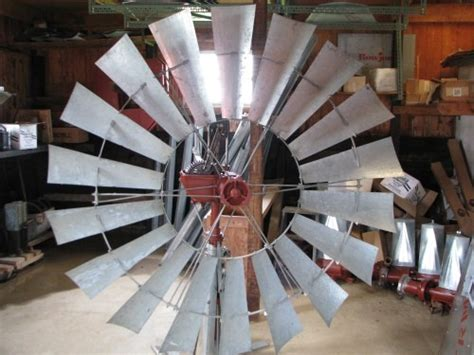 antique windmill fan for sale aermotor usa made windmills windmills farm garden