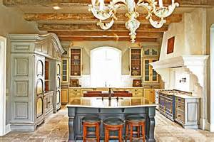 custom made french provincial kitchen by wood works fine custom cabinetry custommade com