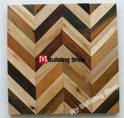 Kitchen Metal Backsplash - 3d wood mosaic wall tile backsplash nwmt155 waved mosaic ancient wood tiles backsplash kitchen