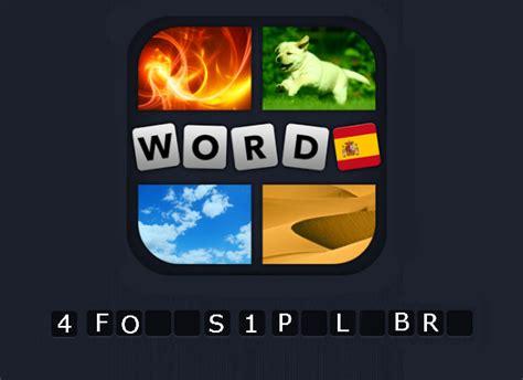 imagenes y palabras juego 4 fotos 1 palabra y m 225 s juegos de preguntas y respuestas