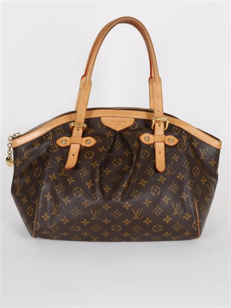 Ultra Exclusive Bags From Louis Vuitton by Louis Vuitton Tivoli Gm Monogram Canvas Luxury Bags
