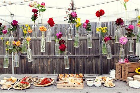 Cheap And Creative Garden Wedding Decoration Ideas Cheap Garden Decoration Ideas