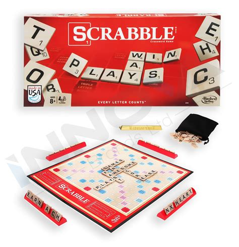 scrabble worldwide scrabble classic crossword traditional board world
