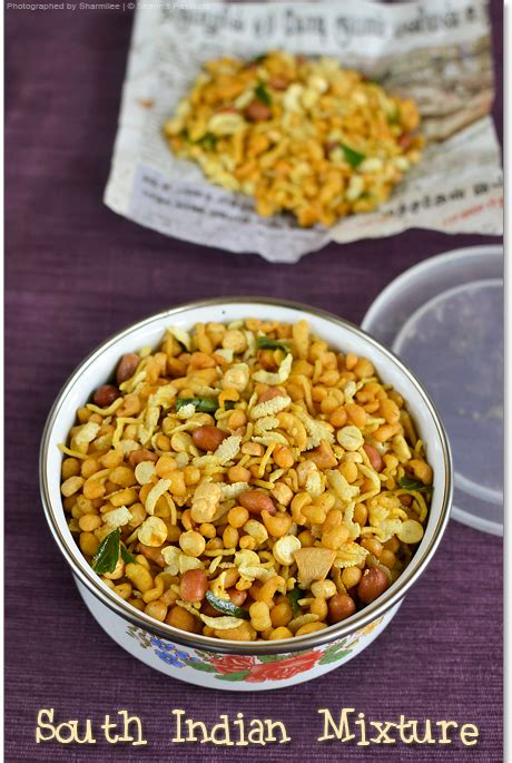 mixture recipe south indian style madras mixture