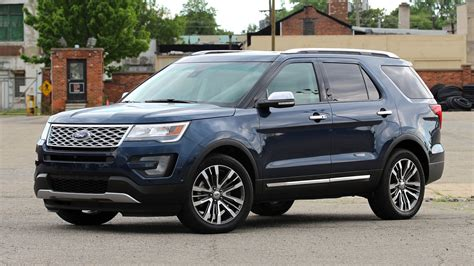 2016 Ford Explorer Review by Review 2016 Ford Explorer Platinum