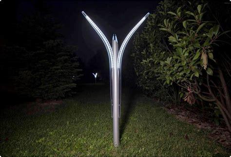 paletti illuminazione esterna illuminazione giardino a led da esterno di design