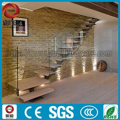 gerade treppe im wohnzimmer innen wohnzimmer stahl glas gerade treppen preise treppe