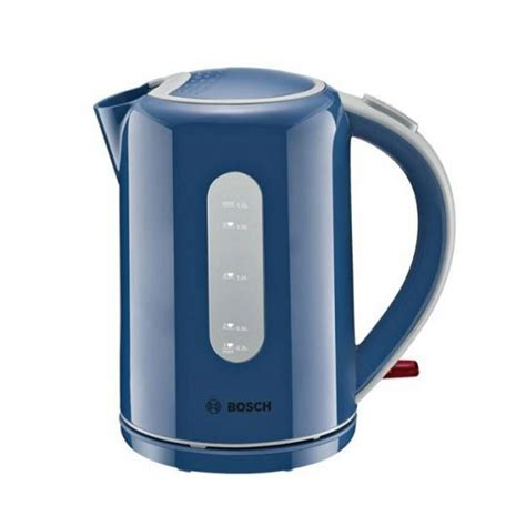 Pale Blue Kettle And Toaster Bosch Village Collection Kettle Amp Toaster Bundle Pack