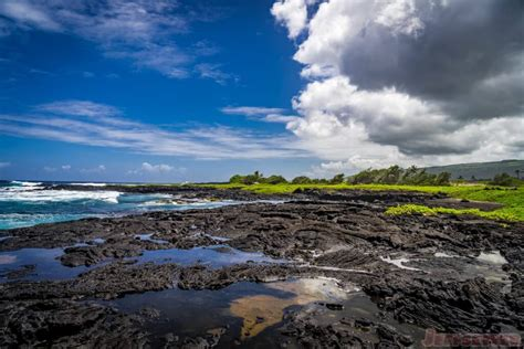 punaluu black sand beach big island 7 handsome beaches of punalu u on the big island black sand beach and sea turtles