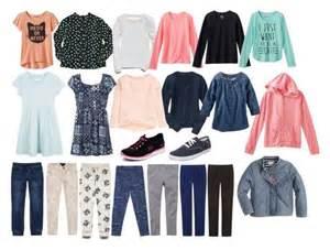 back to school minimalist style capsule wardrobe