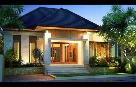 desain rumah minimalis tampak depan  lantai rencana model   minimalist home