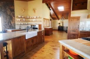 lodge kitchen incircle interiors pioneer woman s lodge kitchen