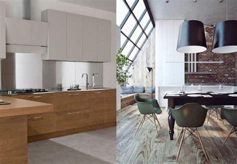 Cucina Nera E Legno by Arredare Con I Colori Naturali Hm Design
