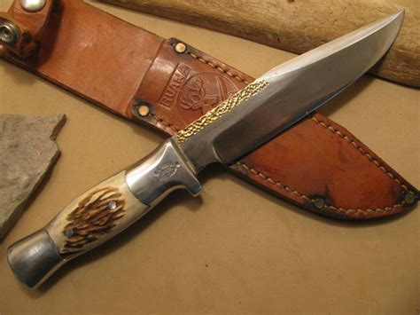 ruana knives for sale ruana 29a jr bowie custom no guard treeman knives
