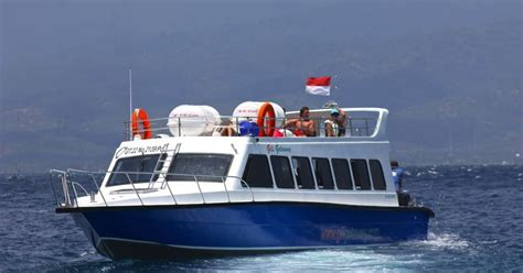 fast boat kuta lombok to bali fast boat transfers between bali and lombok