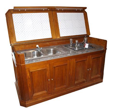 mobile piano cottura mobile da cucina in pino pece completo di lavello piano