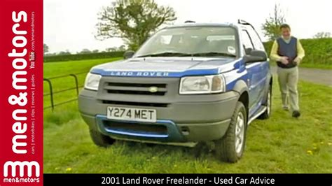 how do i learn about cars 2001 land rover discovery series ii parental controls 2001 land rover freelander used car advice youtube