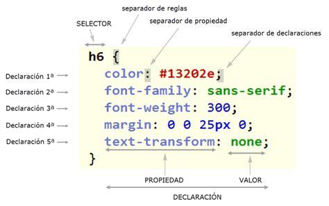 que es layout css 3con14 tico 2015 16 sintaxis b 225 sica de una pagina web