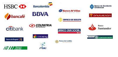 banco de colombia abc econom 237 a 187 bancos de colombia