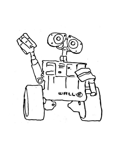 wall e coloring pages wall e coloring page coloring home