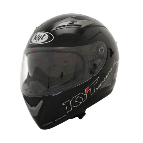 design helm half face jual kyt vendeta 2 solid black met helm full face online