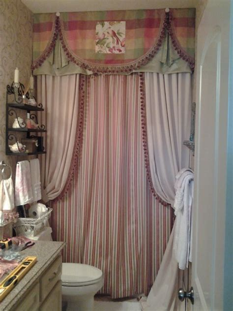 elegant bathroom shower curtains guest bedroom bath traditional shower curtains houston by north houston