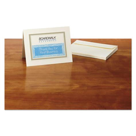 inkjet printable note cards embossed note cards inkjet 4 1 4 x 5 1 2 matte ivory