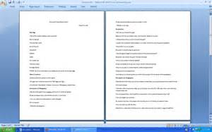 Profile Essay Outline by Dpownall