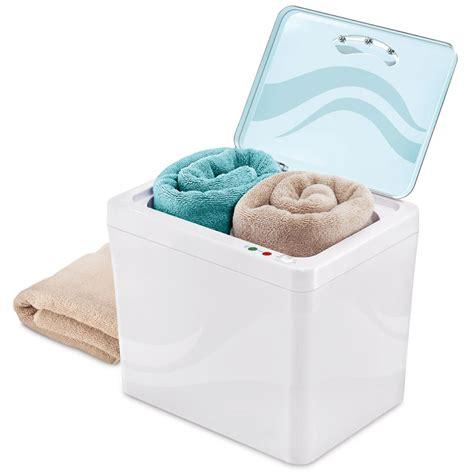 Towel Warmer The Best Heated Towel Warmer Hammacher Schlemmer