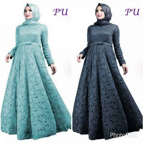 Baju Gamis Untuk Pesta model busana muslim yang modis untuk pesta