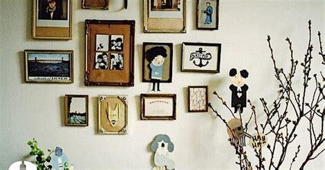 Hiasan Dinding Foto 1 percantik dinding dengan tilan frame foto rumah idaman kita