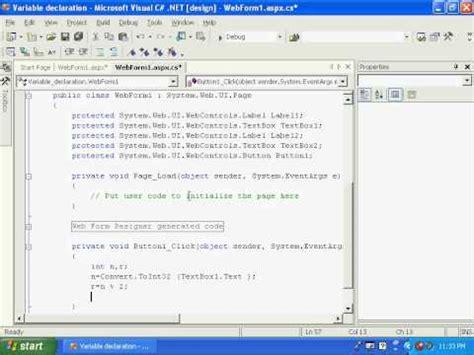 tutorial asp dot net asp dot net malayalam kerala 4 avi malayalam tutorial