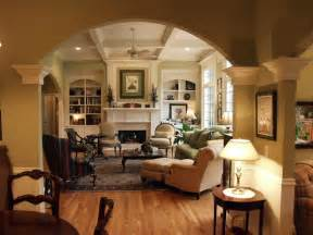 Traditional Livingroom Inviting Traditional Living Room Hgtv