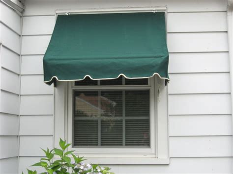 window awnings canvas single window awning with ropes and pulleys kreider s