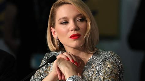lea seydoux looks like looks like l 233 a seydoux will return in the next james bond