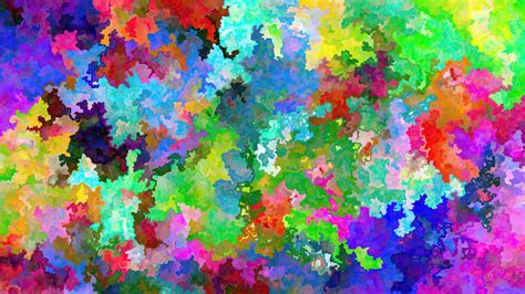 color collage color collage omnichroma 1366x768 wallpapers