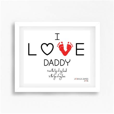 valentines gifts for dads s day gift from baby gift for from