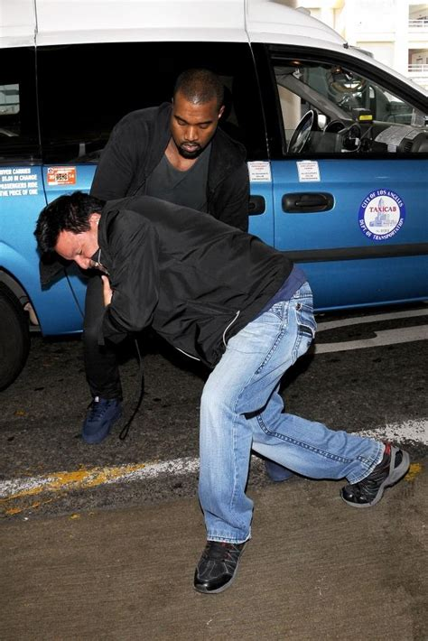 According To Snark Paparazzi Assault by Gossip Kanye Facing Criminal Charges Following Assault