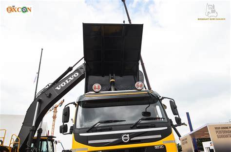 volvo trucks india volvo trucks india at excon 2015 bengaluru part 1