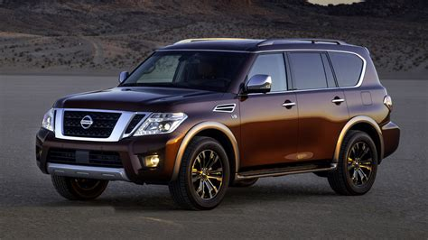nissan platinum armada 2017 nissan armada platinum 2017 wallpapers and hd images