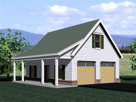 Country Garage Plans by Garages With Living Quarters Packages Studio Design