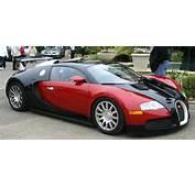 Exotic Cars  2009 Bugatti Veyron